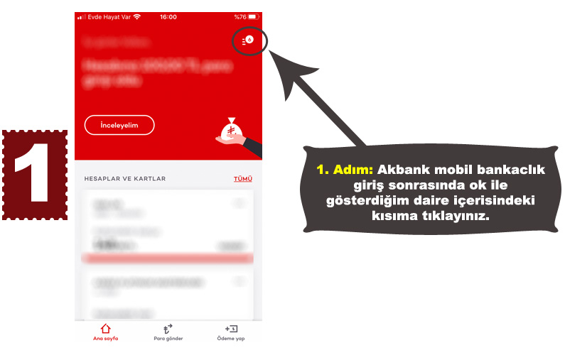 Qr kod Akbank